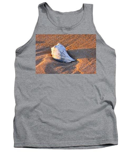 Sunrise Seashell Tank Top by Allan Levin