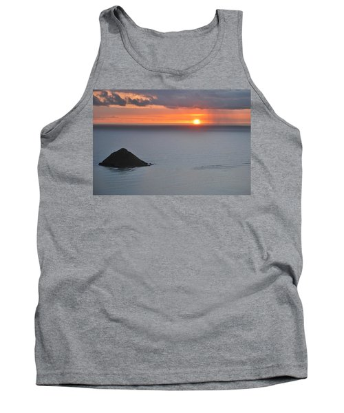 Tank Top featuring the photograph Sunrise View by Amee Cave