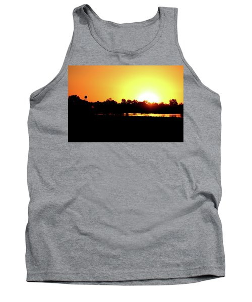 Sunrise Water Tower Tank Top