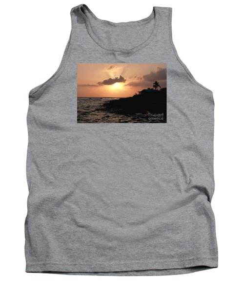 Sunset @ Spotts Tank Top by Amar Sheow