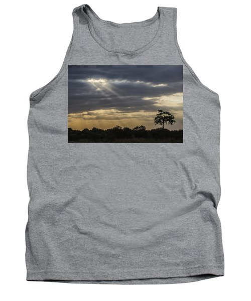 Sunset Africa 2 Tank Top