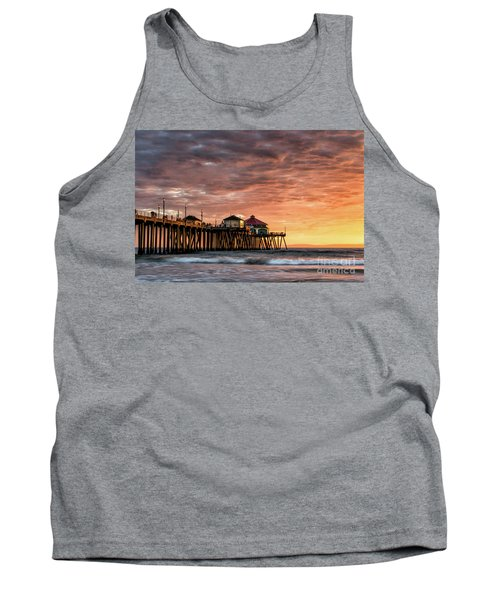 Sunset At Ruby's Tank Top