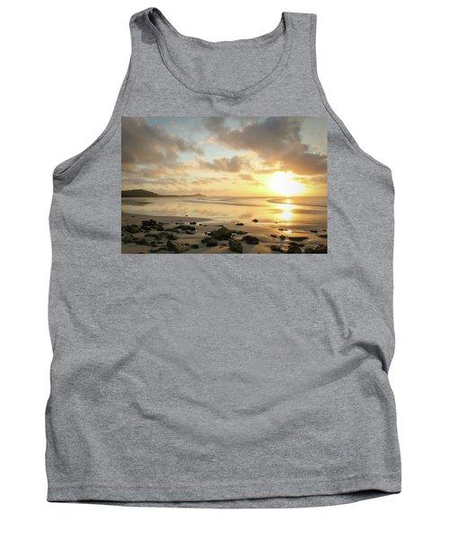 Sunset Beach Delight Tank Top