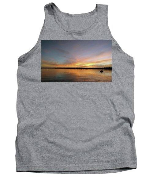 Sunset Blaze Tank Top