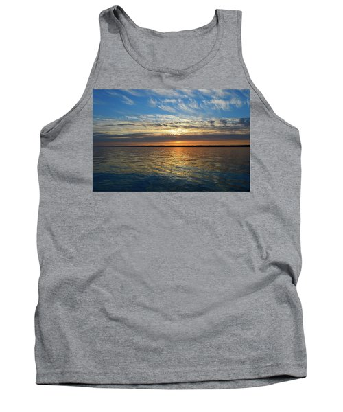 Sunset Dream  Tank Top by Lyle Crump