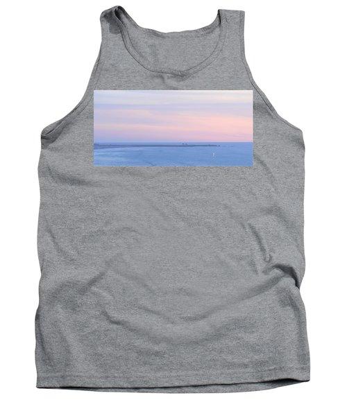 Sunset From Irish Beach Tank Top