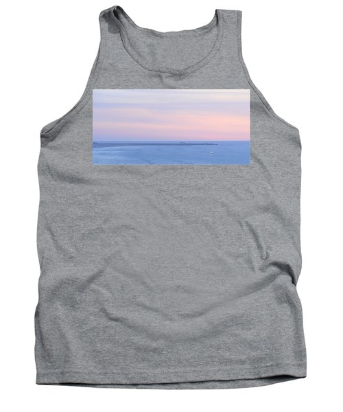 Sunset From Irish Beach Tank Top
