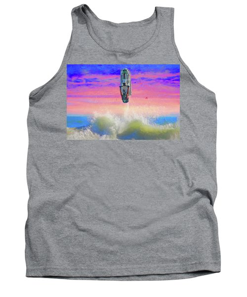 Sunset Jumper Tank Top by Alice Gipson