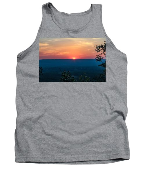 Sunset Over Easthampton Tank Top