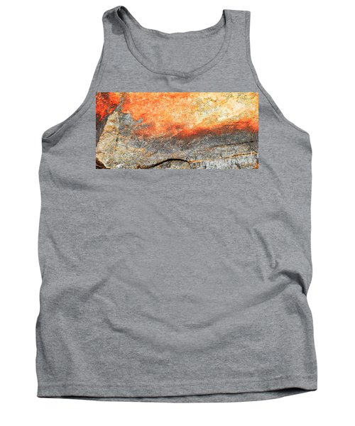 Sunset Rock Scene Tank Top