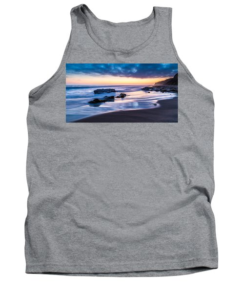 Tank Top featuring the photograph Sunset Shine by Jason Roberts