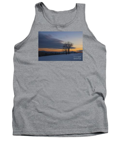 Sunset Solitude Tank Top by Alana Ranney