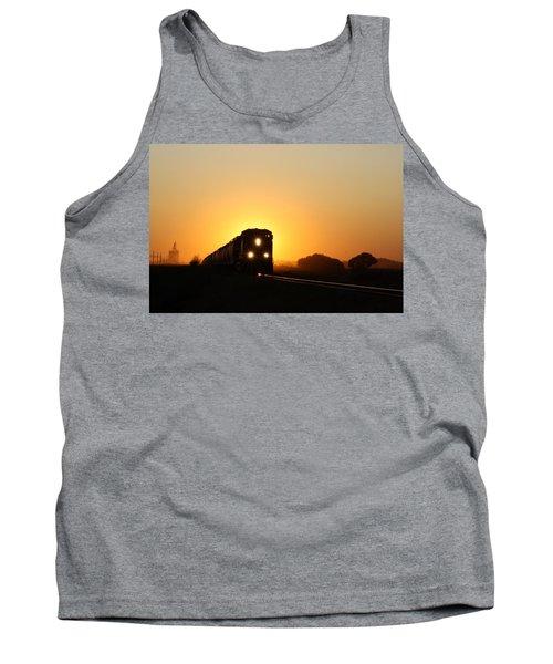 Sunset Express Tank Top