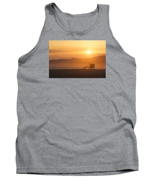 Sunset Venice Beach  Tank Top