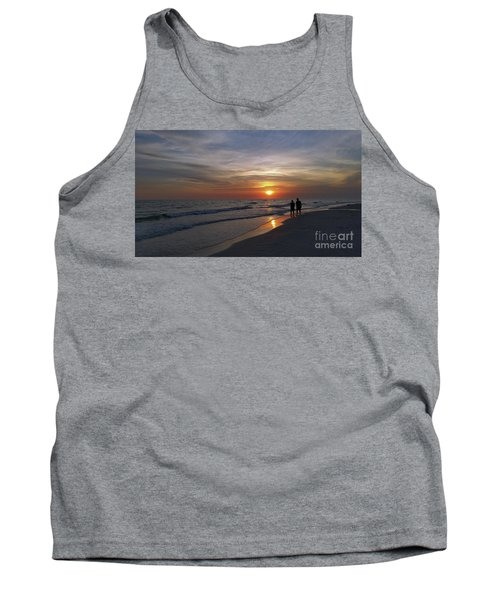 Tank Top featuring the photograph Tranquility by Terri Mills