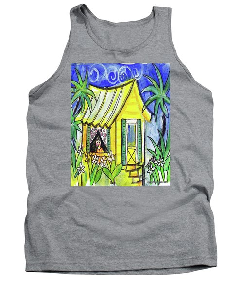 Sunshine Cottage Tank Top