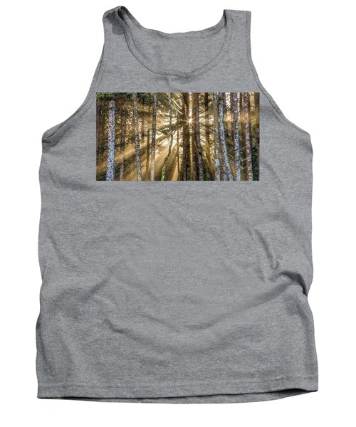 Sunshine Forest Tank Top