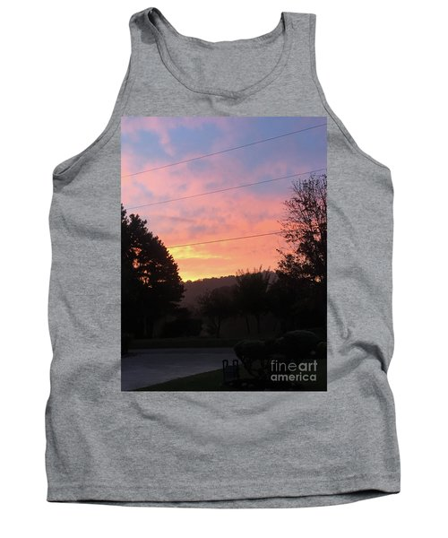 Sunshine Without The Fog Tank Top