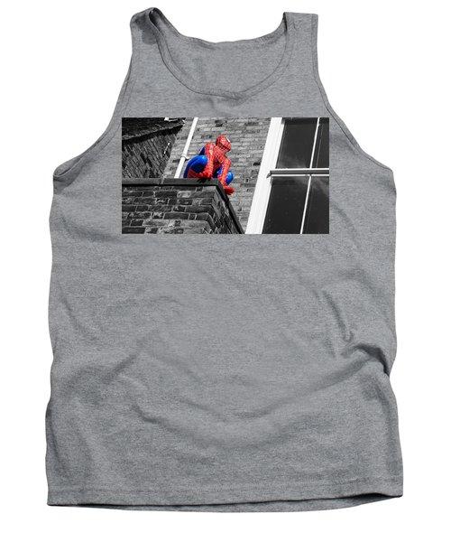 Super Hero Tank Top