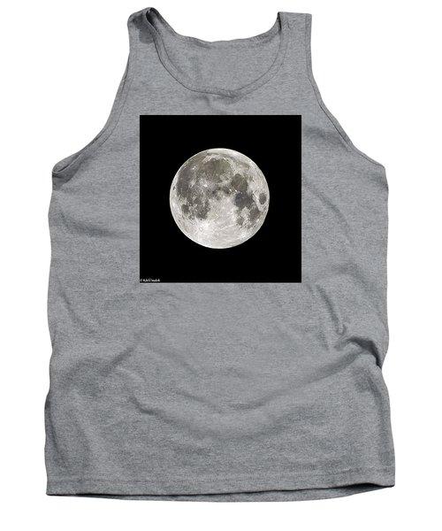 Super Moon Tank Top
