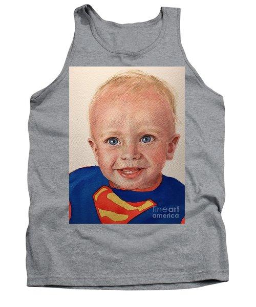 Superboy Tank Top