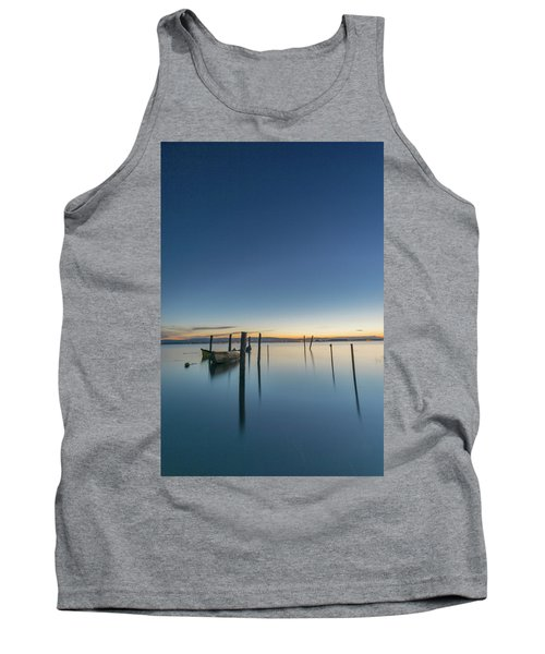 Sure Is Quiet Our Here Tank Top
