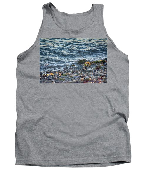 Surf And Rocks Tank Top