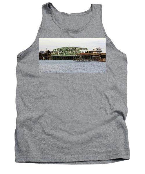 Surf City Swing Bridge Tank Top