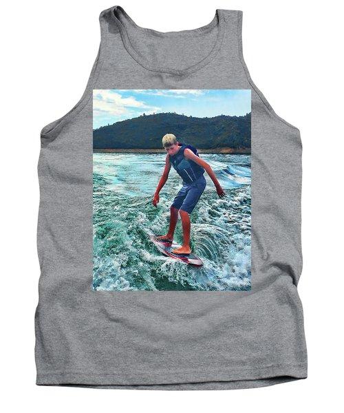 Surfer Tate Tank Top