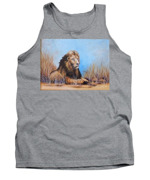 Surveying The Grounds Tank Top