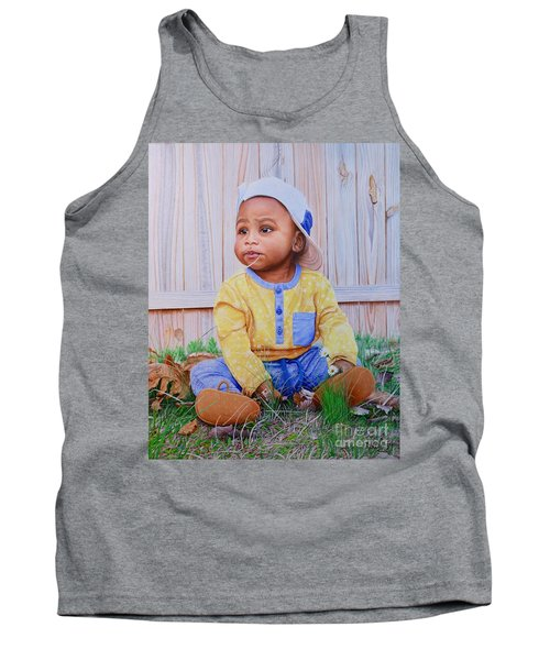 Sutton Tank Top
