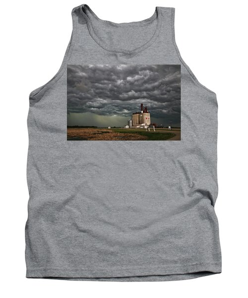 Swallowed By The Sky Tank Top
