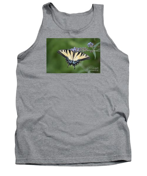 Tank Top featuring the photograph Swallowtail 20120723_24a by Tina Hopkins