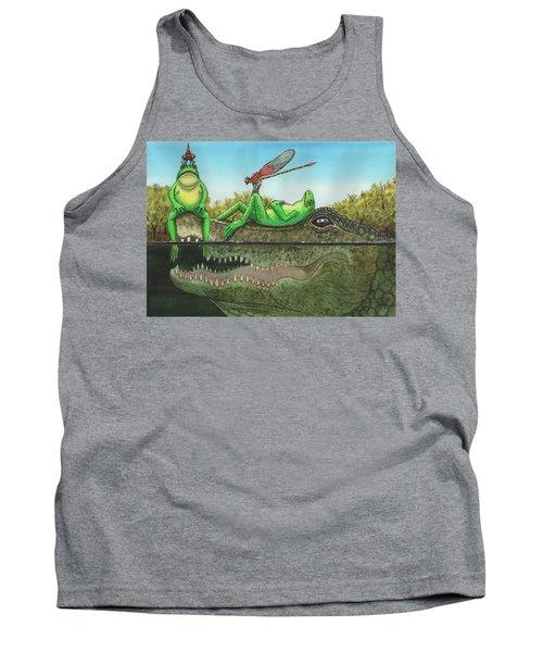 Swamp Tank Top