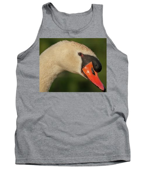 Swan Headshot Tank Top