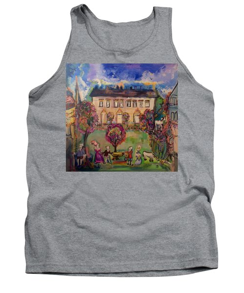Sweet Georgian Revisited  Tank Top