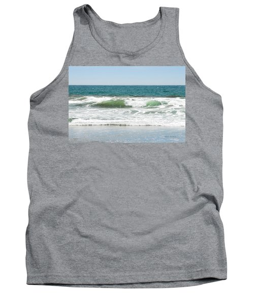 Swell Tank Top by Donna Blackhall