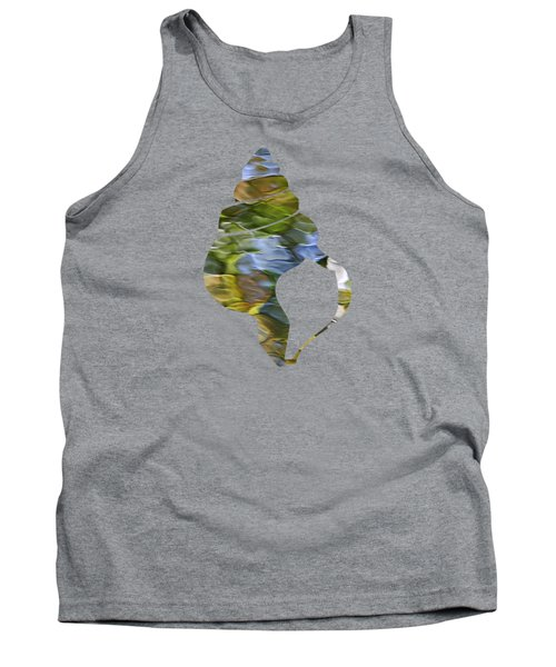 Tank Top featuring the photograph Sycamore Mosaic by Christina Rollo