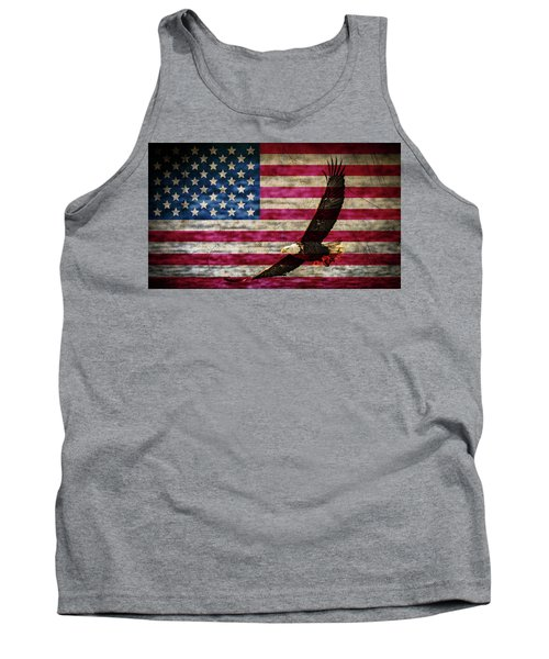 Symbol Of Freedom Tank Top