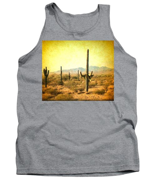 Table Moumtain Vintage Western Tank Top