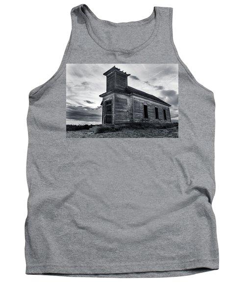 Taiban Presbyterian Church, New Mexico Tank Top