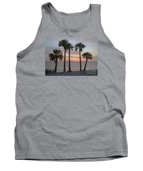 Tampa Bay Sunset Tank Top
