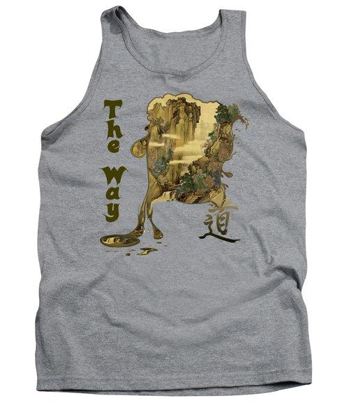 Tani Buncho Chi Tank Top