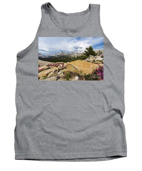 Tanya Overlook  Tank Top