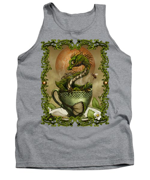 Tea Dragon T- Shirt Tank Top