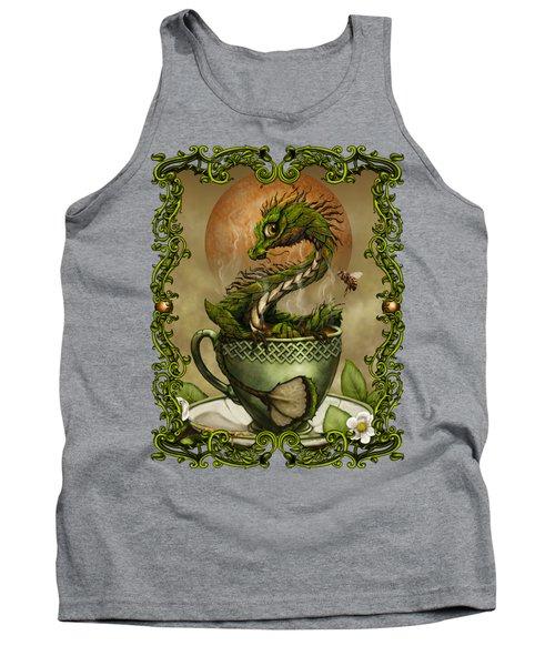 Tea Dragon T- Shirt Tank Top