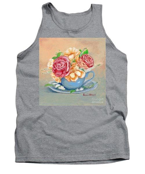 Tea Roses Tank Top