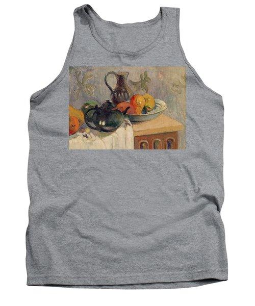 Teiera Brocca E Frutta Tank Top by Paul Gauguin