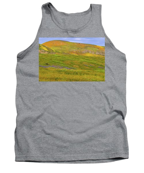Temblor Range Spring Color Tank Top
