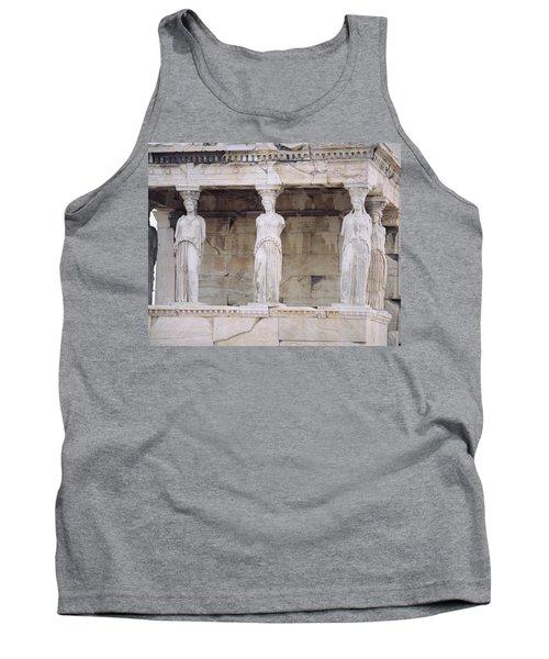Temple Of Athena Nike Erectheum Tank Top
